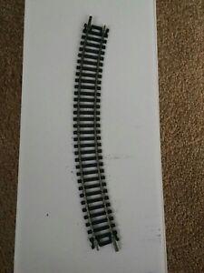 "Life-Like HO Scale Code 100 Curved Track 18"" r. 30 Deg. Steel Used"