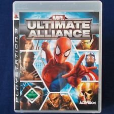 PS3 - Playstation ► Marvel Ultimate Alliance ◄ dt. Version | TOP | RAR