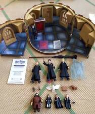 HARRY POTTER Room of Requirement Playset ~Order of the Phoenix + Figures ~RARE~