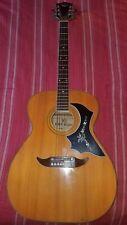 Beautiful Vintage KAY K-6161 6 String Acoustic Guitar