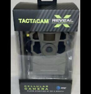 Tactacam Reveal X Cellular Trail Camera AT&T