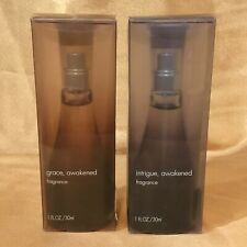 Victorias Secret Aura Science GRACE or INTRIGUE, AWAKENED Fragrance Spray - 1.oz
