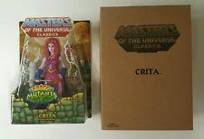 Motu Classics Crita Masters of the Universe Space Mutants He-man New Adventures