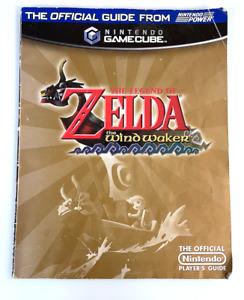 Official Nintendo Power Legend Of Zelda Wind Waker Gamecube Strategy Guide
