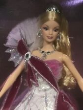 Beautiful Bob Mackie Holiday 2005 Barbie doll NRFB Happy Holidays