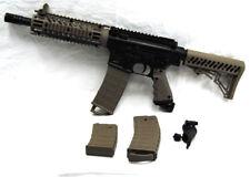 Used Tippmann TMC Magazine Fed Tan Black Tactical Paintball Marker Gun