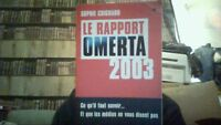 Le rapport Omerta 2003 de Sophie Coignard | Livre | d'occasion