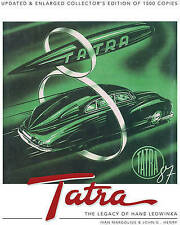 Book - Tatra The Legacy of Hans Ledwinka - T77 T87 603 Steyr VW - Now Reduced
