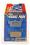 Renthal RC-1 Sintered Works FRONT Brake Pads for Honda 96-07 CR125R CR250R BP100