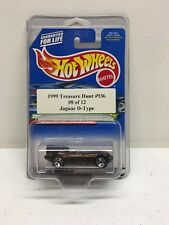 Hot Wheels 1999 Treasure Hunt Jaguar D Type