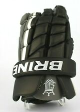 Brine Clutch Left Glove, Black good used condition Lacrosse