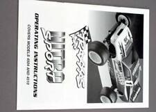Traxxas TRA4599 Owner's Manual, Nitro Sport