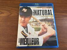 The Natural [Blu-ray] Robert Redford