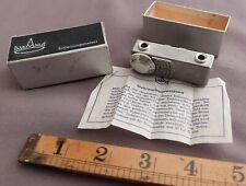 Vintage Askania shoe-mount rangefinder in box - excellent