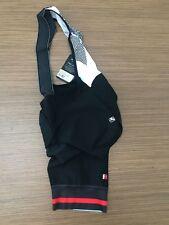 Giordana Cycling Bibs Shorts FR-C PRO|Mens-Black/Red|Size M|BRAND NEW