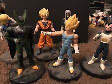Dragon Ball Z Figure Lot
