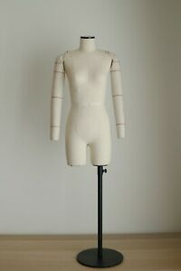 Half scale mannequin with legs and/or arms