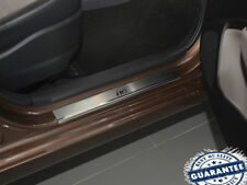 Stainless Steel Door Sill Entry Guard Covers fit Hyundai i10 2014 2015 2016 2017