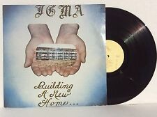 IGMA Indiana Gospel Music Association (various) BUILDING A NEW HOME vinyl LP