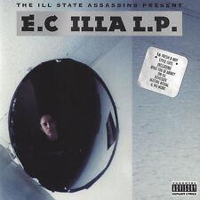 """Illa Lp"" [PA] by E.C. Illa- Classic Chicago G-Funk Hip Hop OOP Rap Rare cd"