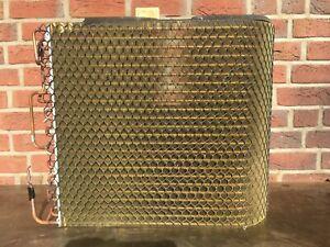 Klimakondensator Verflüssiger Klimaanlage R410a Dimstal