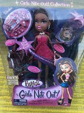 2004 Rare BRATZ GIrls Night Out Collection SASHA Doll Figure  MIB Gorgeous