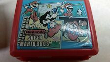 Genuine Super Mario Lunchbox from 1988. Good shape, no thermos.