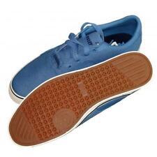 cf6546403ec Puma Zapatillas de Lona Hombres Azul Claro Desert Vulc Cordones Deporte  Zapatos
