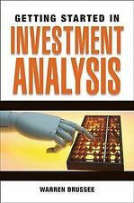 Getting Started in Investment Analysis, Warren Brussee, Good Book