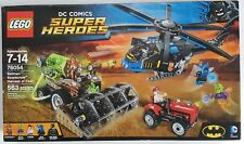 NEW Lego Scarecrow Harvest Of Fear 76054 563 pcs. FREE Shipping!