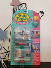 Polly Pocket 1989 Partytime surprise 100% Complete New
