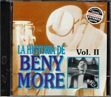 La Historia de Beny More Vol 2   BRAND  NEW SEALED CD