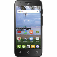 Net10 Alcatel Pixi Avion 4G  LTE  Prepaid Smartphone  BRAND NEW BLACK COLOR