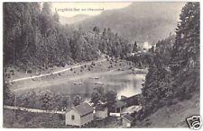 AK, Lugstein-See bei Oberaudorf, Teilansicht, um 1912