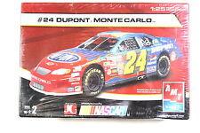 ERTL NASCAR CHEVROLET #24 DUPONT MONTE CARLO MODEL KIT 1/25