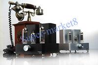 1pc Small Mini Tube Single Ended AMP Audio HIFI Amplifier EL84 12AX7B Updated