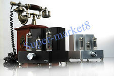 1pc Small Mini Tube Single Ended AMP Audio HIFI Amplifier EL84 12AX7B Updated