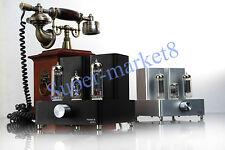1pc Small Mini Tube Integrated AMP Audio HIFI Amplifier EL84 12AX7B Updated