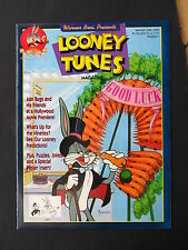 Looney Tunes Magazine #1  1989  NM-  High Grade Magazine Size Warner Bros.