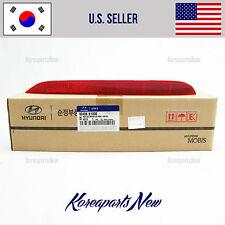 REFLECTOR REAR BUMPER RIGHT PASSENGER 92406B1000 HYUNDAI GENESIS SEDAN 2015-2016