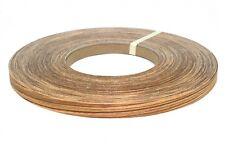 """Zebra Wood Pre Glued 1 1/2""""x50' Veneer  Edgebanding"""
