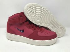Nike Air Force 1 MID '07 Red Crush Mens Size 9 804609 604 No Box Top
