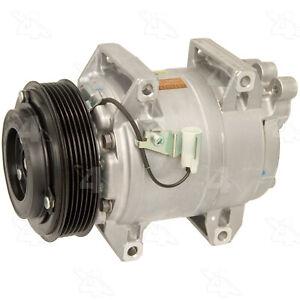 A/C Compressor-New Compressor 4 Seasons 58544