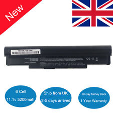 6 Cell Laptop Battery for Samsung NP-NC10-KA03CN NC10 N510 N130 N140 N120 N110