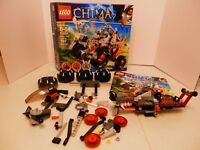 LEGO Chima 70004-Partial Set-Comes Only With What's Pictured-Free Shipping