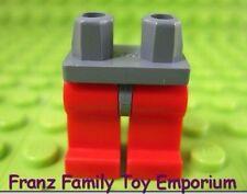 LEGO Santis Minifig Red LEGS Dark Gray HIPS Castle Knight Kingdom Body Part 8781