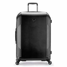"Riverside 29"" Checked Ultra-Light 7.84LB Spinner Luggage Suitcase Hinomoto Wheel"