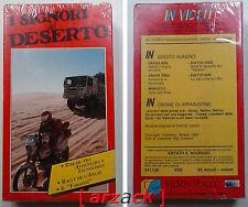 I SIGNORI DEL DESERTO Parigi Dakar AURIOL Rahier NEVEU Vatanen VHS