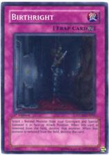 STON EN057 1ST ED BIRTHRIGHT SUPER RARE CARD MINT