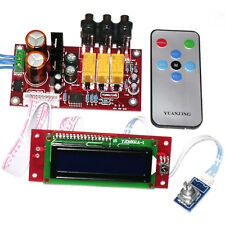 CS3310 three Input Signal Switch Preamplifier Board with Remote and Display
